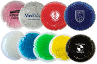 Hot/Cold gel bead packs - Round