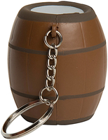 Barrel Keychain Stress Reliever
