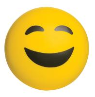 Emoji Ball Happy Face